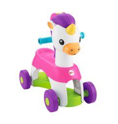 Andadera musical de unicornio