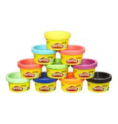 Set 10 mini latas fiesta