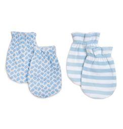 Set de 2 mitones - bebés