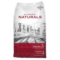 Diamond Natural Indoor Cat 6 Lb