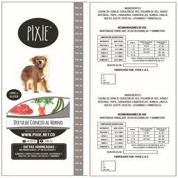 Pixie Dieta De Conejo Al Horno