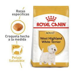 Royal Canin Bhn West Highl Wh Terr