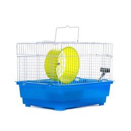 Jaula Hamster Full Kit Bebedero Comedero