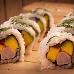 Ceviche Yuta Roll