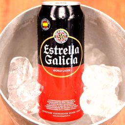 Estrella Galicia 500 ml