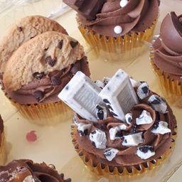 2 Cupcakes Pa Las Onces
