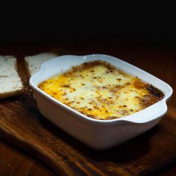 Lasagna de Pollo Carbonara