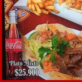 Plato Combo Kebab