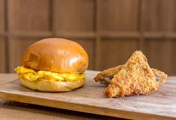 Eggstasy Tradicional + Cafe + Hashbrown
