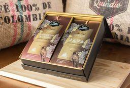 Estuche Café Especial  (Java y Bour Mol)