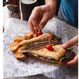 Sandwich de Roat Beef