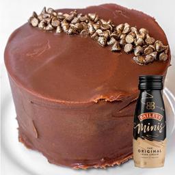 Torta para 2 & Mini Baileys