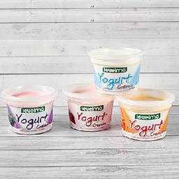 4 Pack Yogurt Cremoso (4 Sabores)