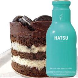 Torta para 2 & Té Hatsu