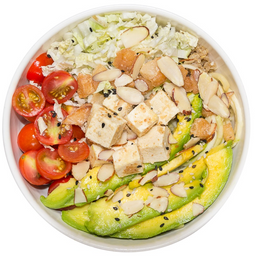 Tofu Vegetariano Poke