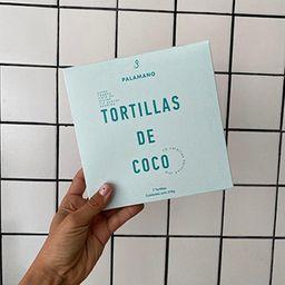 Tortillas de Coco