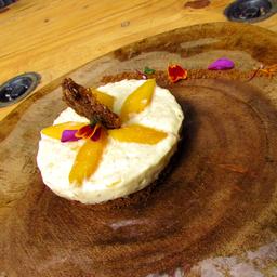 Cheesecake de mango - idilio