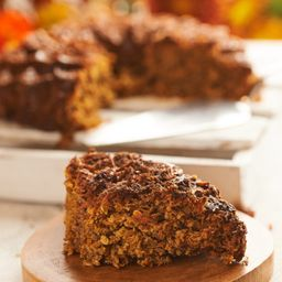 Fit Carrot Cake