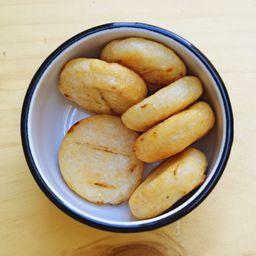 Arepas fritas (5 unidades)