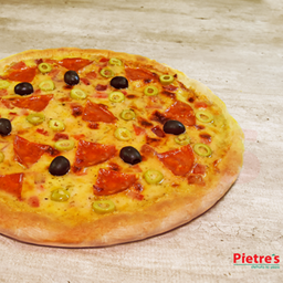 Pizza Española Genial Grande