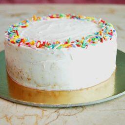 Vainilla Naked Cake 1/8 Lb