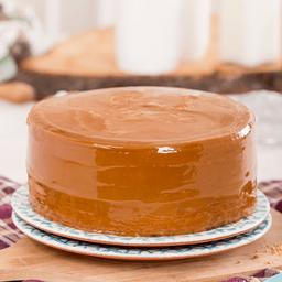 Postre/ torta maría luisa de arequipe