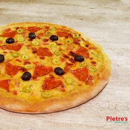 Pizza Española Genial Personal