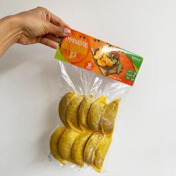 Empanadas Quinoa Paquete