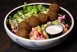 Bowl de Falafel
