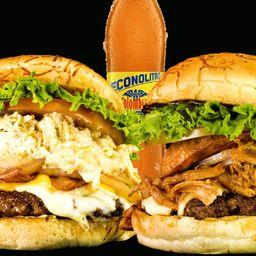 Combo Burger 3