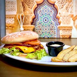 Combo Shawarma Vegetariano
