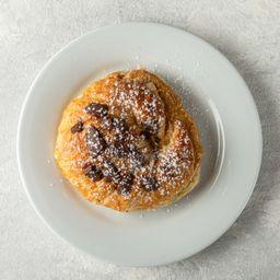 Croissant Mantequilla de Maní