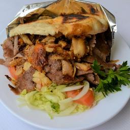 Doner Kebab grande 180 gr