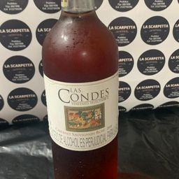 Vino las condes, rosado 750 ml
