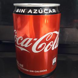 Coca-Cola Sin Azucar 235 ml
