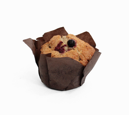 Muffin de Yogurt y Frutos Rojos