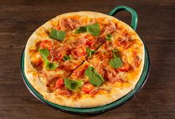 Pizza Jamón Serrano y Rúgula