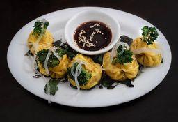 Chop suey dumplings