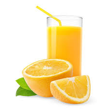 Jugo Natural en Agua de Naranja Natural