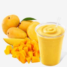 Jugo Natural en Leche de Mango Sin Azúcar