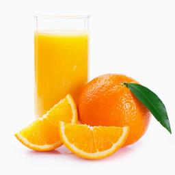 Jugo de Naranja en Agua