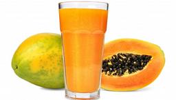 Jugo de Papaya en Agua