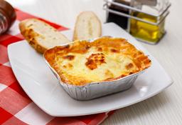 Lasagna Porción Junior