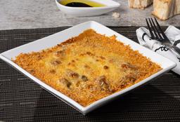 Lasagna Berenjenas Parmesana