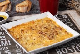 Lasagna Pollo Carbonara