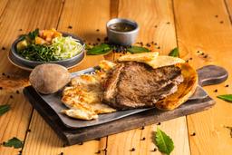 Mixta de Carne y Pechuga