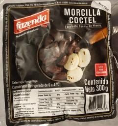 Morcilla Coctel De 300 g
