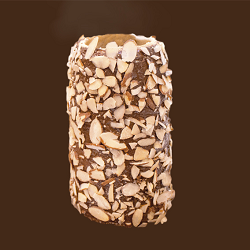 Kurto de Nutella y Almendras