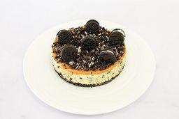 Mini cheesecake de oreo