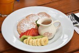 Pancakes con Frutas